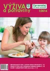 Výživa a potraviny 1/2016