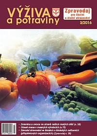 Výživa a potraviny 3/2016