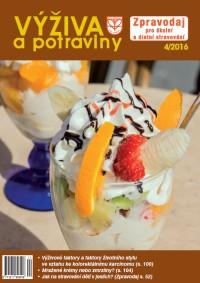 Výživa a potraviny 4/2016