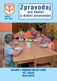 Zpravodaj pro školní a dietní stravování – 5/2016