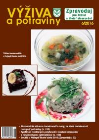 Výživa a potraviny – 6/2016