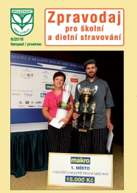Zpravodaj pro školní a dietní stravování – 6/2016