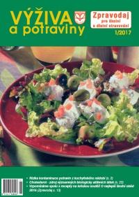 Výživa a potraviny – 1/2017