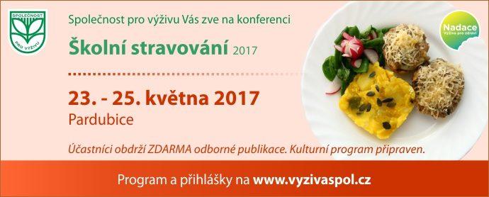 Konference Školní stravování 2017