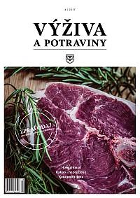 časopis Výživa a potraviny – 4/2017