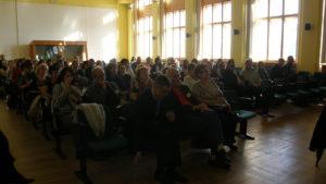 seminář Světový den výživy 2017