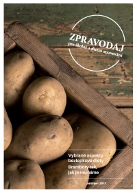 Zpravodaj pro školní a dietní stravování – 5/2017