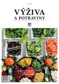 časopis Výživa a potraviny – 1/2018