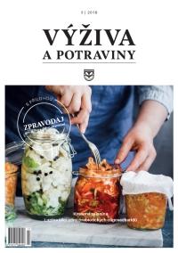 časopis Výživa a potraviny – 3/2018