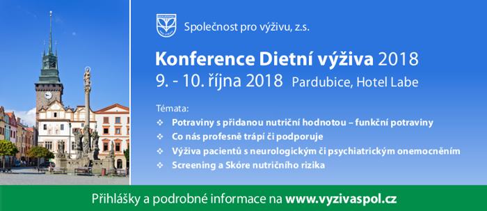 Konference Dietní výživa 2018