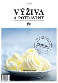 časopis Výživa a potraviny – 4/2018