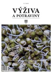 časopis Výživa a potraviny – 5/2018
