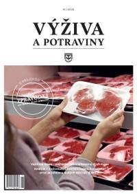 časopis Výživa a potraviny – 6/2018