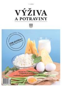 časopis Výživa a potraviny – 1/2019