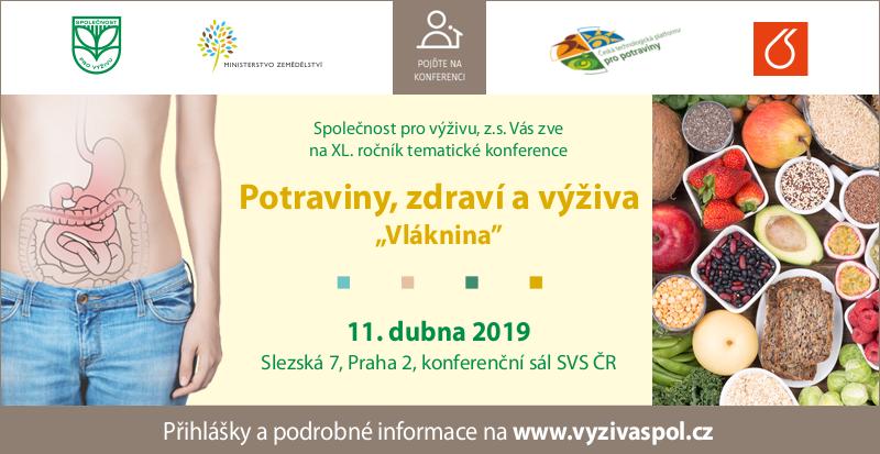 Konference Vláknina 2019