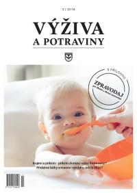 časopis Výživa a potraviny – 2/2019