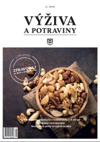 časopis Výživa a potraviny – 3/2019