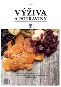 časopis Výživa a potraviny – 4/2019