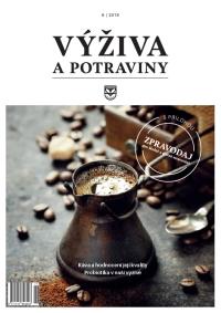 časopis Výživa a potraviny – 6/2019