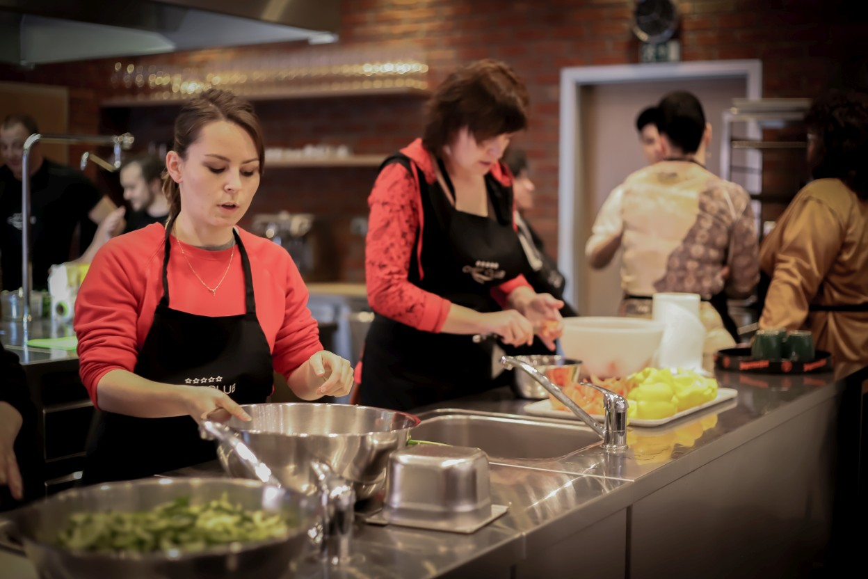 Kurzy vaření dietní stravy 15.1.