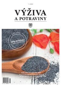 časopis Výživa a potraviny – 1/2020