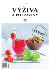 časopis Výživa a potraviny – 2/2020