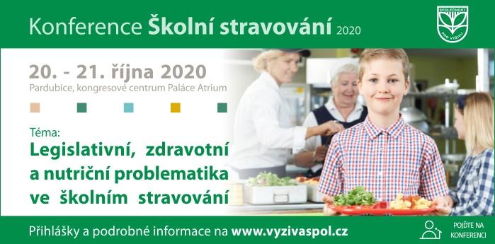 Konference Školní stravování 2020