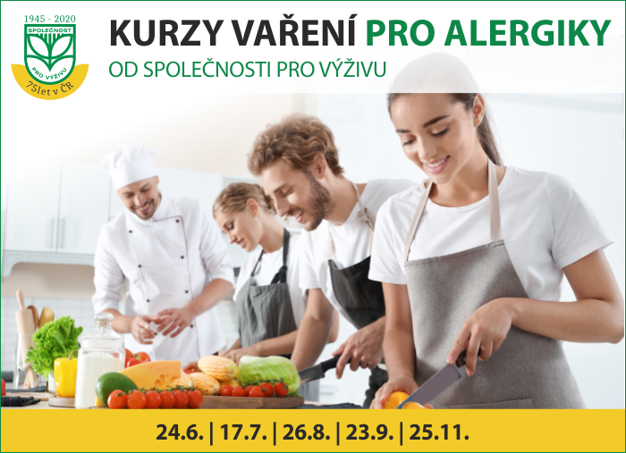 Kurzy vaření pro alergiky