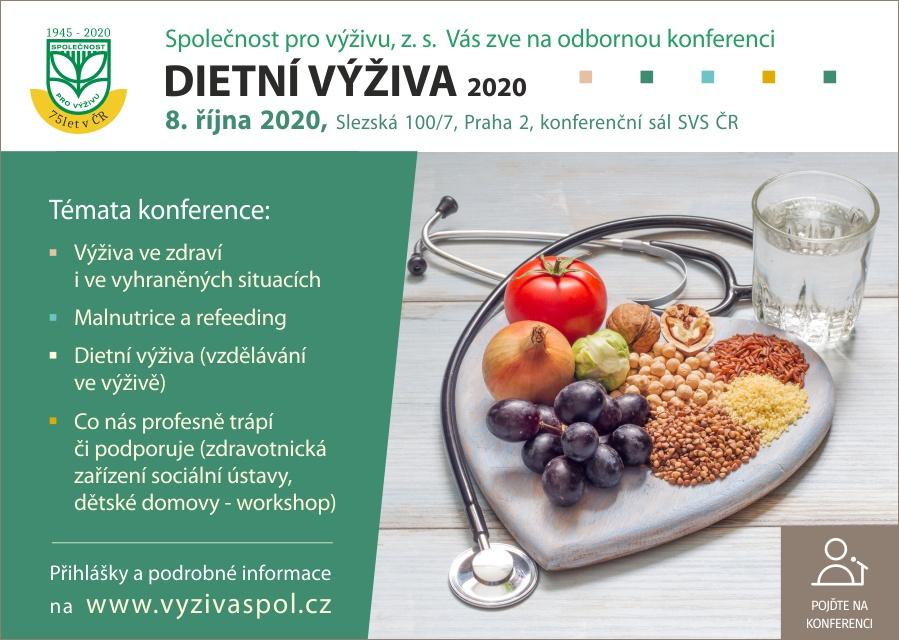 Konference Dietní výživa 2020