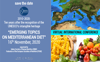 Emerging topics on mediterranean diet
