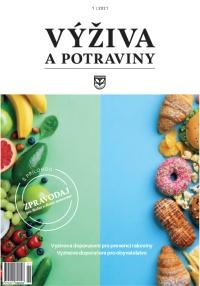 časopis Výživa a potraviny – 1/2021