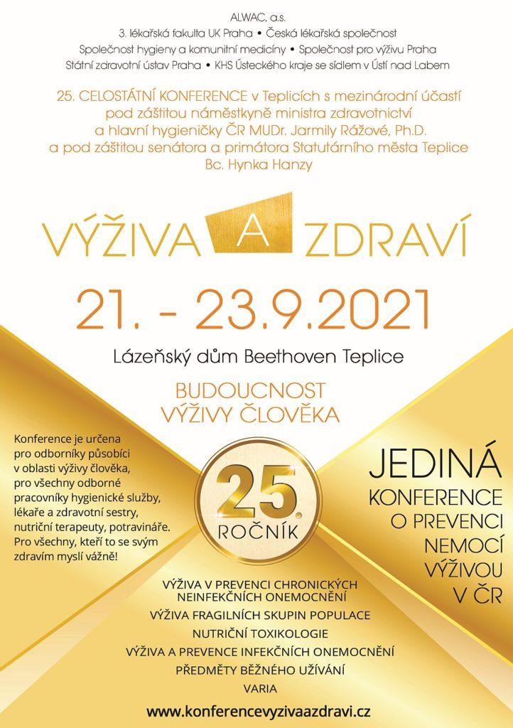 Konference Výživa a zdraví 2021