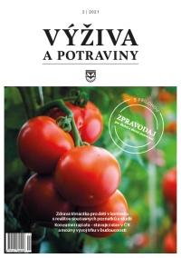 časopis Výživa a potraviny – 2/2021