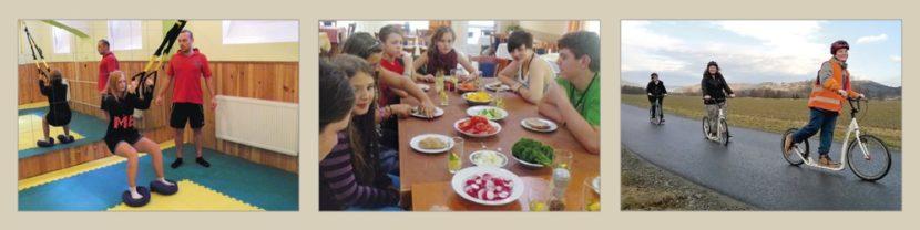 Léčebná a lázeňská výživa dětí