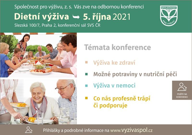 Dietní výživa 2021
