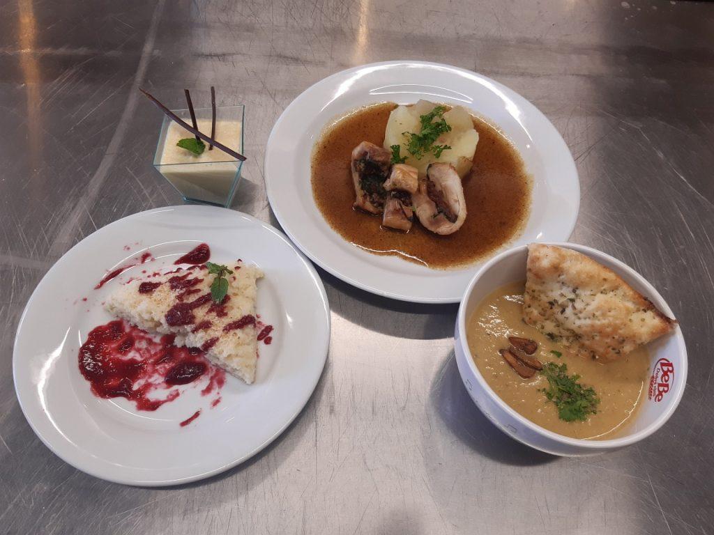 Kurzy vaření dietní stravy 25. 8. 2021