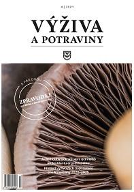 ivní text časopis Výživa a potraviny – 4/2021